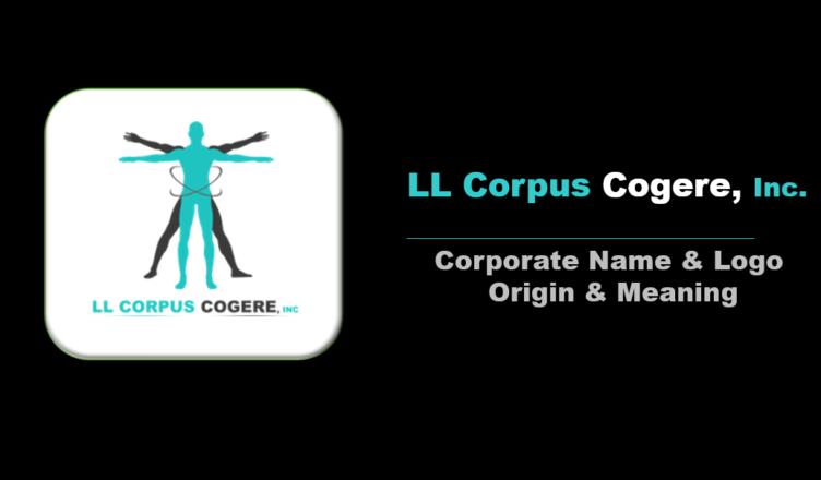 Corporate Name Logo Origin Meaning Ll Corpus Cogere Inc